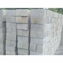 Precast Concrete Solid Block