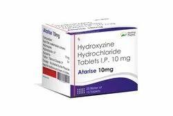 Atarise 10 - Hydroxyzine 10mg