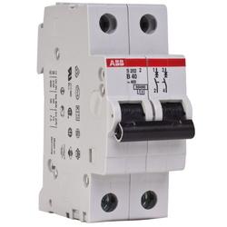 ABB S202M-K1UC  1A 2Pole Miniature Circuit Breaker( MCB)