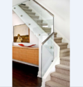 Glass Mounting Handrail