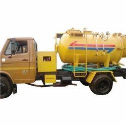 Hydraulic Sewer Suction Machine