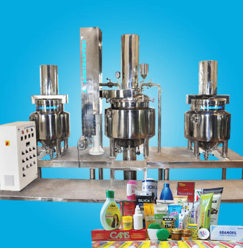 Soap Making Machinery - Detergent Cake Making Machine OEM