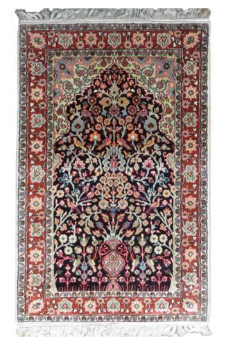Design Persian Silk Rugs