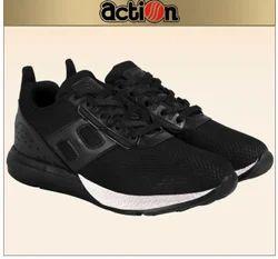 Air Zone 7248 Black Shoes