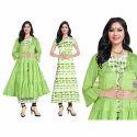 Green Ladies Kurti