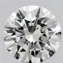 2.10ct Lab Grown Diamond CVD H VS2 Round Brilliant Cut IGI Certified Stone