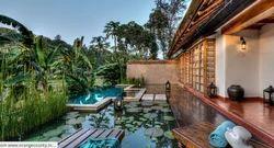 Lily Pool Bungalow 2 Bedroom Luxury Suite