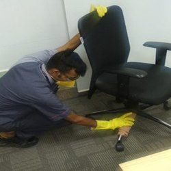 Office Chair Polishing Service