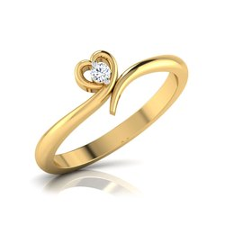 Love Valentine Diamond Ring
