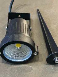 7watt Aluminium Garden Light, IP Rating: IP 65, Watt