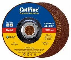 CUTFINE DC Wheel 4 Inch