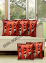 Polyester Digital Printed Pillow Covers