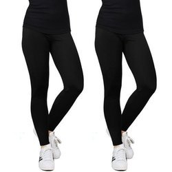 Cotton Sports Legging, Size: Medium And Large