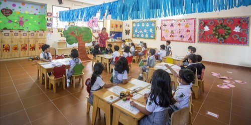 5th Standard Education Service and 6th Standard Education Service