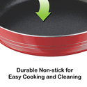 Fry Pan With Glass Lid 1.8 L