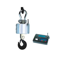 Wireless Transmission Crane Scales