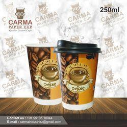 250 ML Paper Coffee Cup