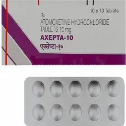 Atomoxetine Hydrochloride Tablets