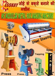 Metal Box Making Machine