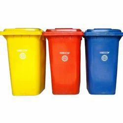 Plastics Dustbin 220 Ltr