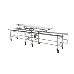Transfer Trolley, Size: 1830 L X 530 B X 810 H (mm)