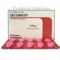 Erythrocin 250mg Tablets