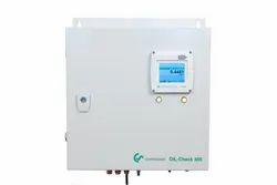 Residual Oil Content Measurement Oil Check