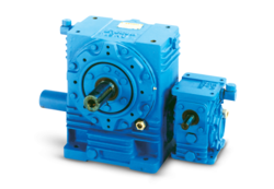Elecon - Worm Double Reduction Gear