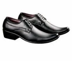 Black Men Formal Shoes, Size: 6-10