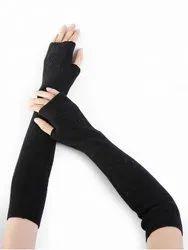 Black Arm Gloves
