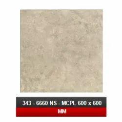 Matt 343 -6660 NS-MCPL 600 X 600mm  Designer Tiles
