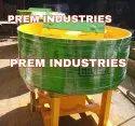 Aggregate Mixer Pan Type