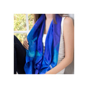 Silk Satin Square Scarves