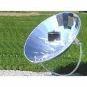 Parabolic Solar Cooker, Capacity: 4 Jars