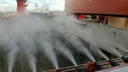 Dry Fog Dust Suppression Systems