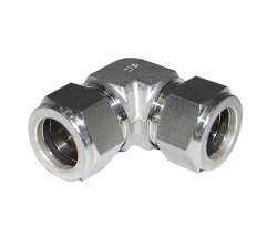 Elbow Union Compression Tube Fittings
