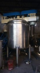 Owen Automatic Mixing Kettle, Capacity: 70 to 550 lts