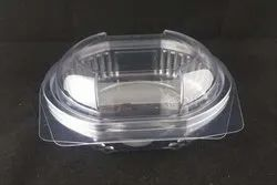 Benzon Transparent Plastic Container