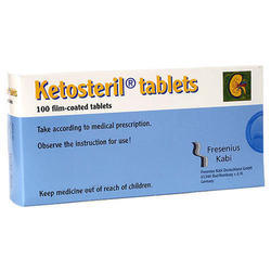 α酮类似物酮固醇片(100片),处方,费森尤斯卡比印度有限公司