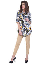 Cotton Designer Long Top