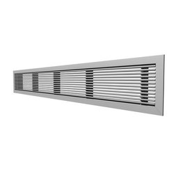 Aluminum AC Grill, For Industrial Use