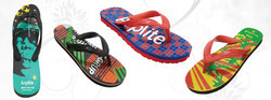 Men Polymer Hawai Slippers