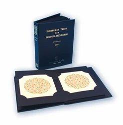 Isihihara Book 14 plates
