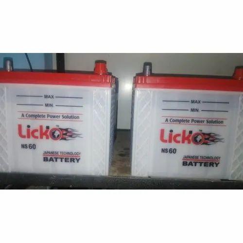 Licko Ns 60 Car Battery