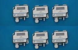 Aerosense Differential Pressure Transmitter Range 50 - 0 - 50 Pac