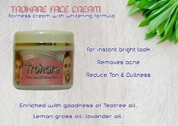 Trokare Whitening Formula Fairness Face Cream