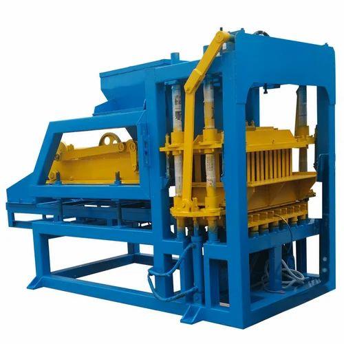 Hollow Block Making Machine Brick Making Machine