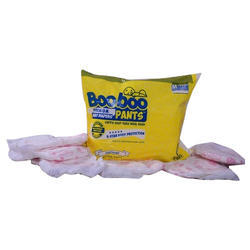 Cotton Disposable Booboo Baby Pants, Packaging Type: Packet, Packaging Size: 10 Diapers