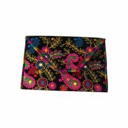 Handicraft Embroidered Clutch