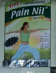 Gopal Herbal GH疼痛无粉,3克,包装类型:小袋
